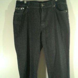 Chico's Platinum jeans size 3
